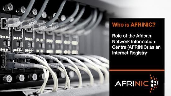 Rôle d'AFRINIC en tant que Registre Internet