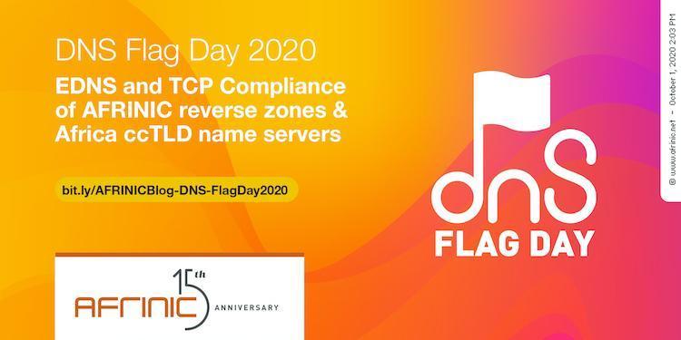 Journée DNS Flag Day 2020