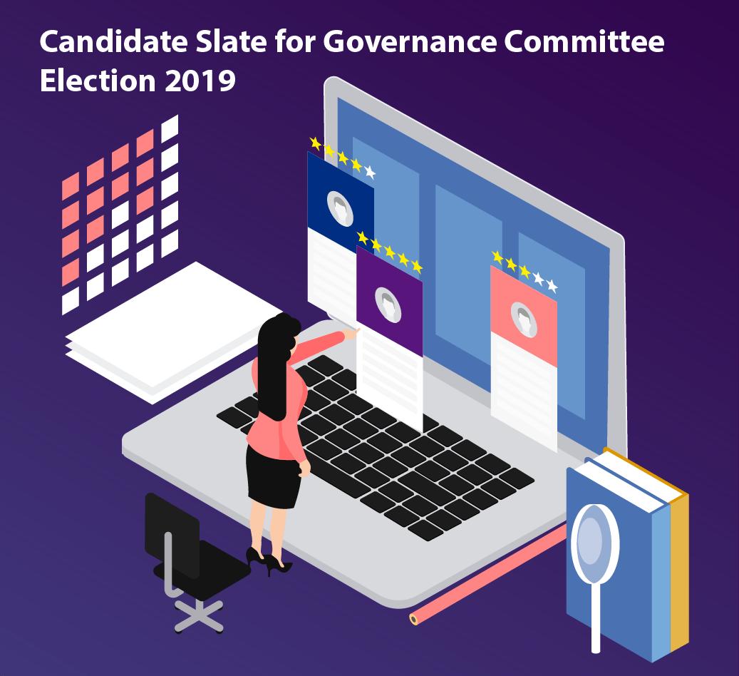 Candidatura para eleição do Comitê de Governança 2019
