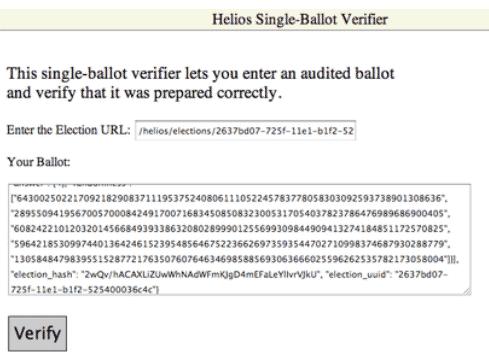 votação online 14