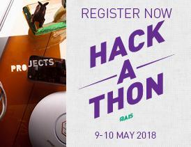 Application for the Hackathon@AIS is now open