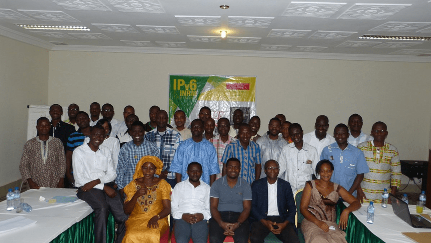 AFRINIC IPv6 Training in Ouagadougou, Burkina Faso