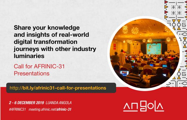 Presentation for AFRINIC-31 Opens