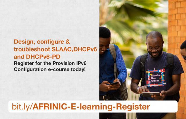 AFRINIC the Region Internet Registry (RIR) for Africa