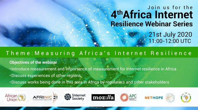 Measuring Africa's Internet Resilience